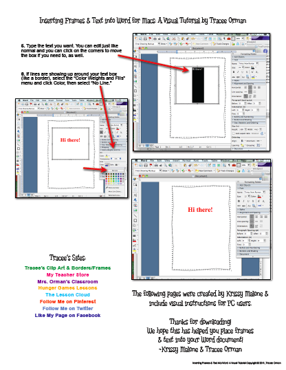 how to insert a word document into a publisher document
