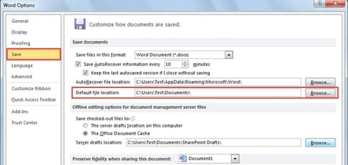 how to save a word document to 2mb file