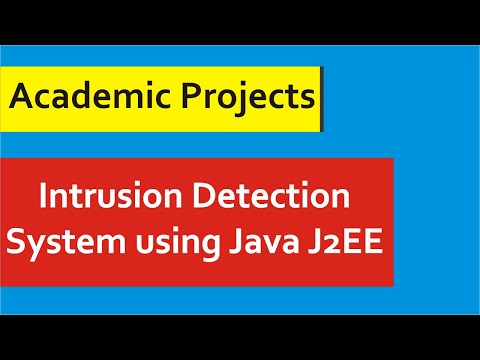 intrusion detection system project documentation