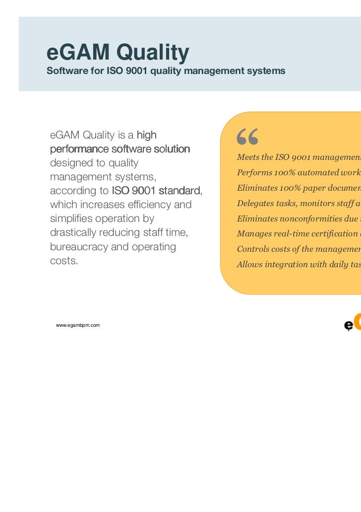 iso 9001 document management software