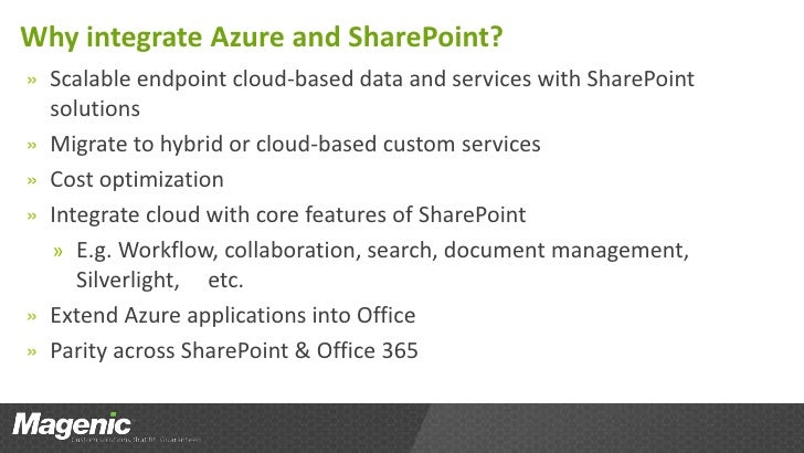 leveraging sharepoint as a document management system