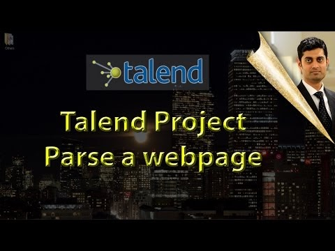 talend convert document to string