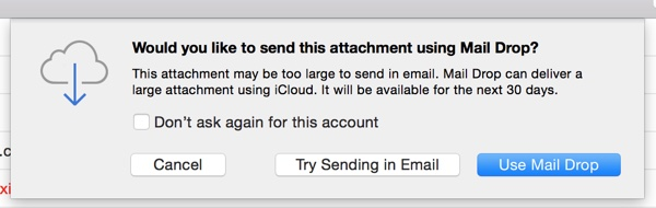 trouble attaching document to yahoo email in mac