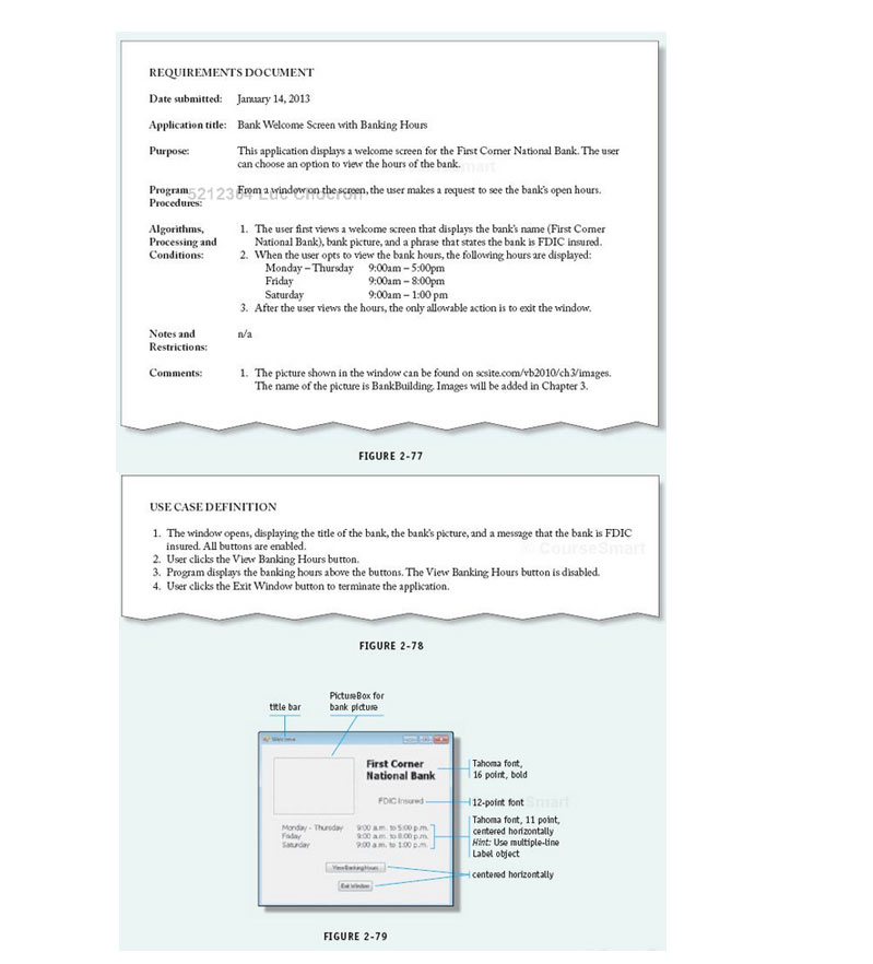 what is a requirements definition document