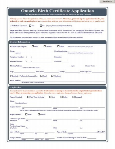 who can certify a document in ontario